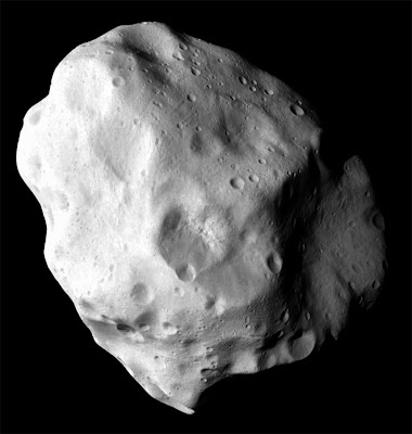 Asteroid,lutetia,images,space