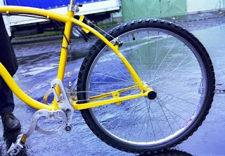 string bike,chainless,steel rope,bycycle,new technology,engineer,hungarian