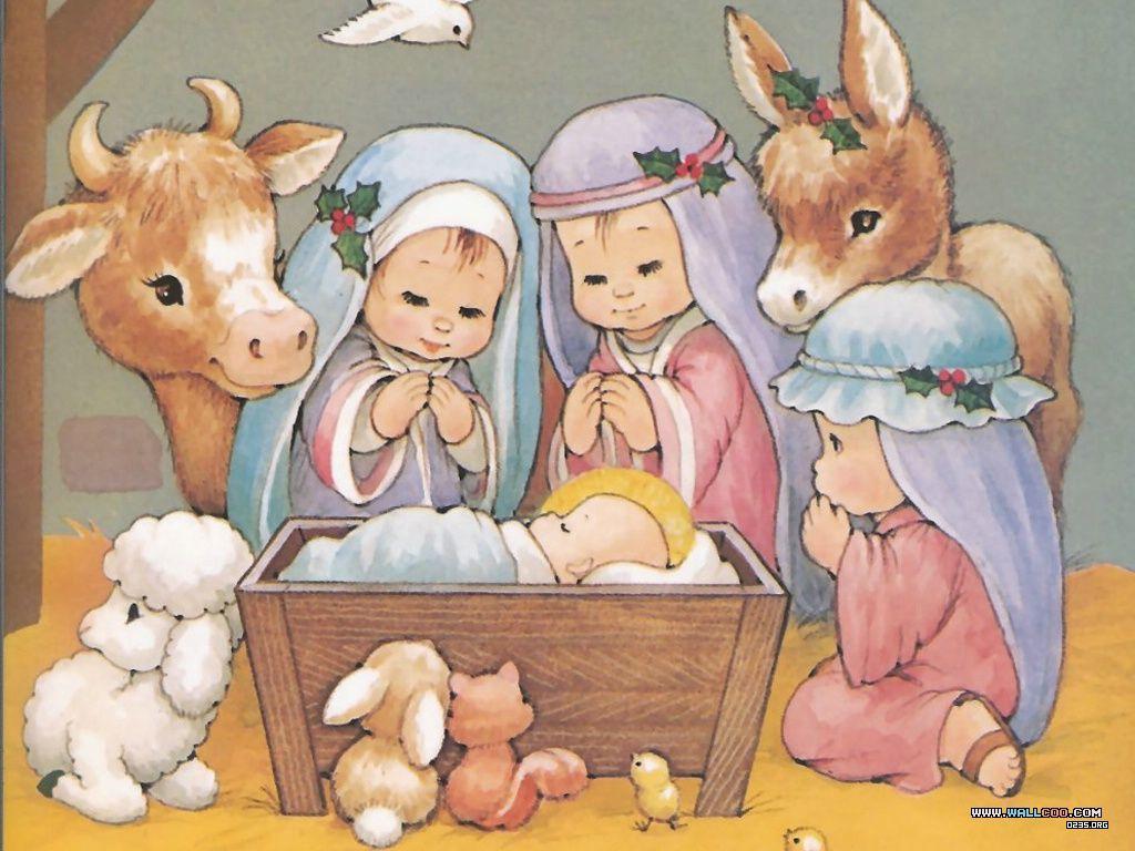 precious moments nativity wallpaper backgrounds - photo #21