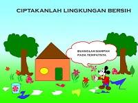 Poster Kebersihan Sekolah