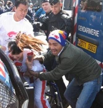 'Tibetan' attacks