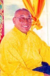 Tulku Phurbu Tsering Rinpoche