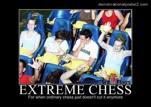 Extreme Roller Coaster Chess