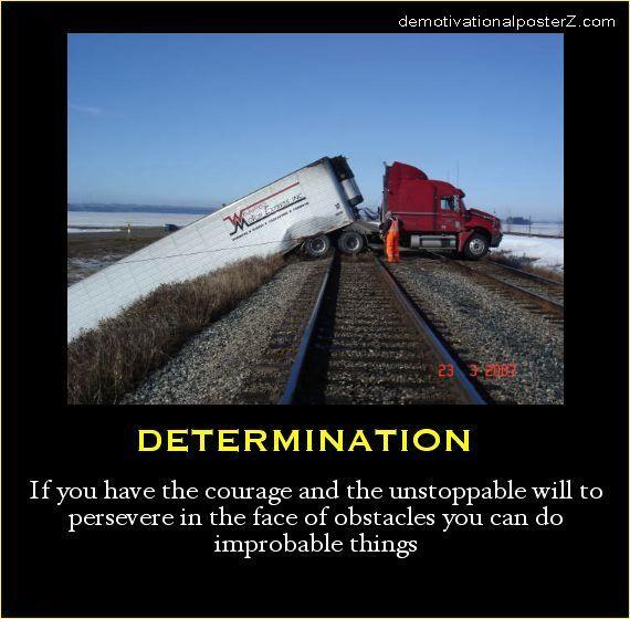 Determination Motivational