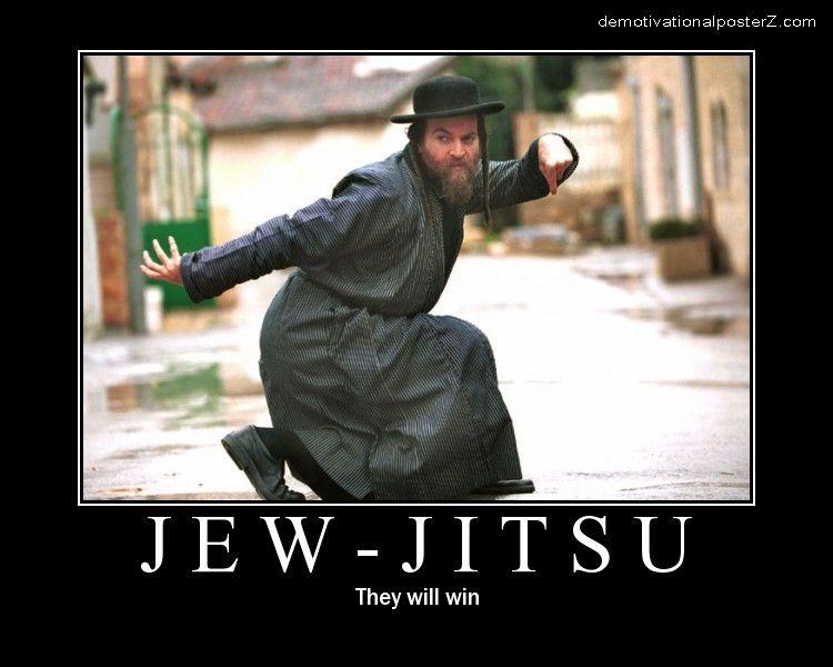 Jew - Jitsu