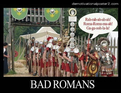 Bad Romans (Romance) Poster