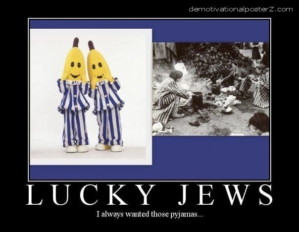 Lucky Jews - Bananas in pajamas