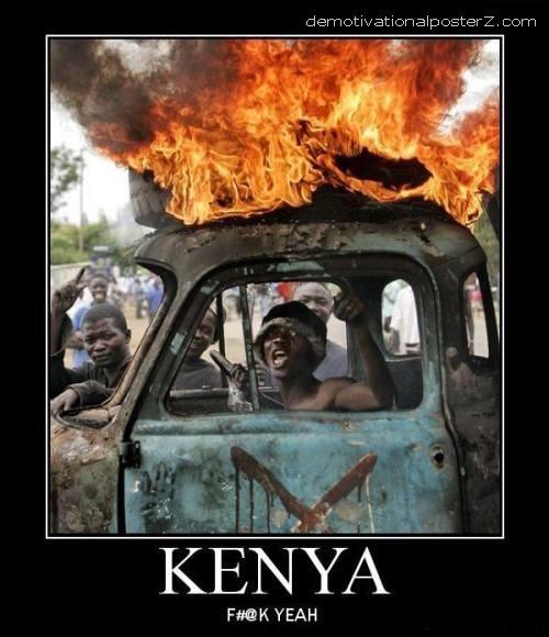 Kenya Fuck Yeah