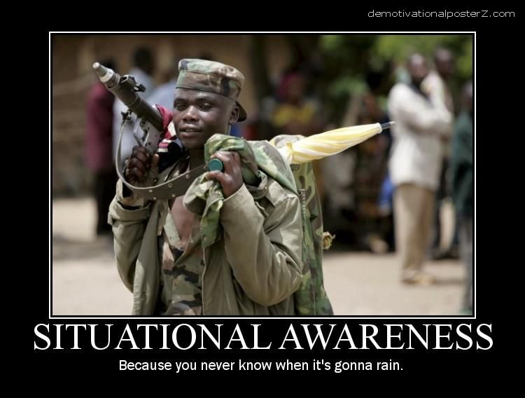 Situational Awareness Umbrella