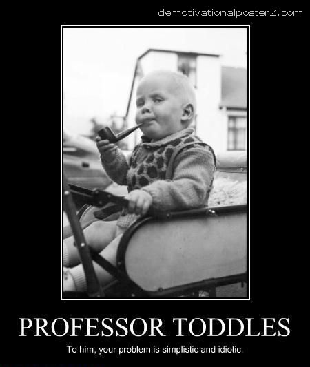 professor toddles motivational