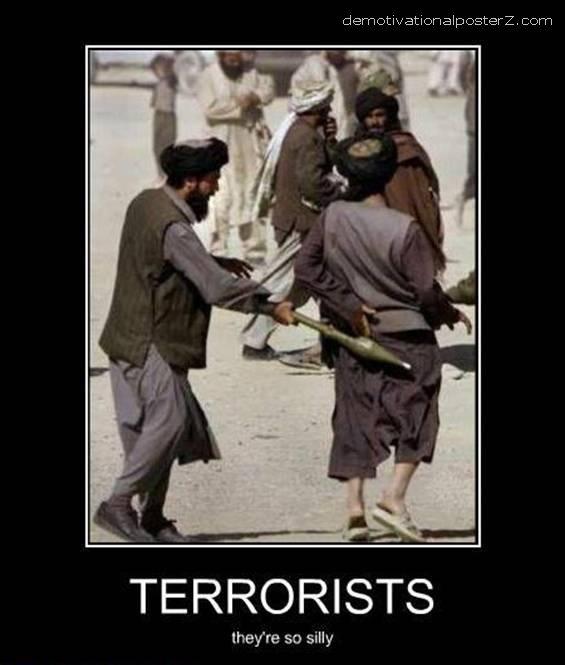 funny terrorists