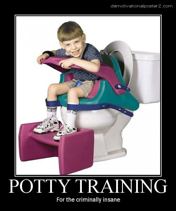 potty training extreme