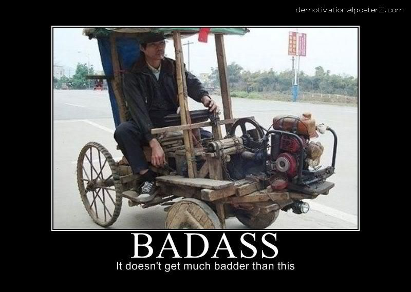 badass bad ass Chinese