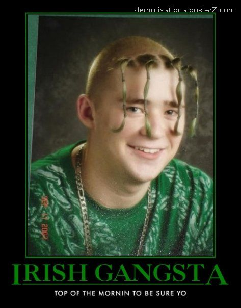 IRISH GANGSTA