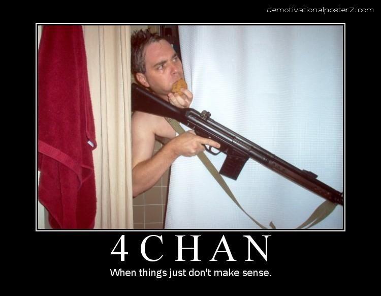4CHAN MOTIVATIONAL POSTER