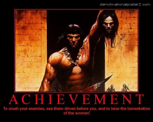 conan barbarian funny motivational