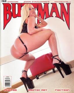 Buttman - V.08 No.03