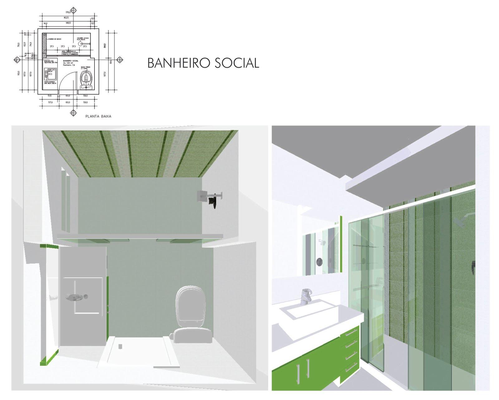 Imagens de #608D3E ARQUITETA MARIA HELENA TORRES: REFORMA DE BANHEIRO 9 1600x1281 px 2524 Box Banheiro Vila Maria