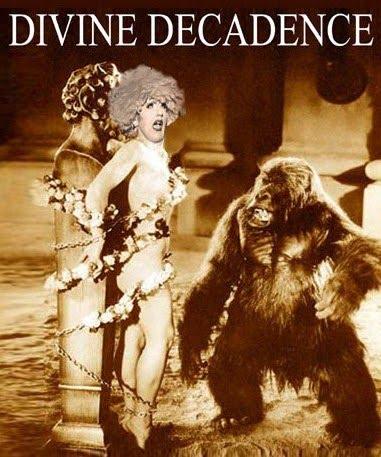 Divine%252Bd%C3%A9cadence milena velba nude. Milena Velba / Nadine Jansen In Bathtub