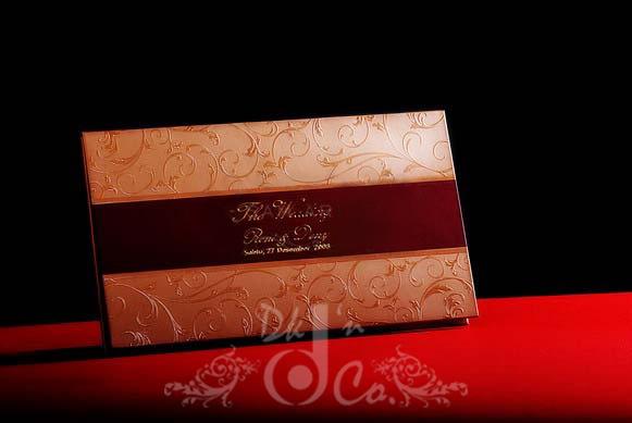 Kartu Undangan Pernikahan Termurah #Bandung#