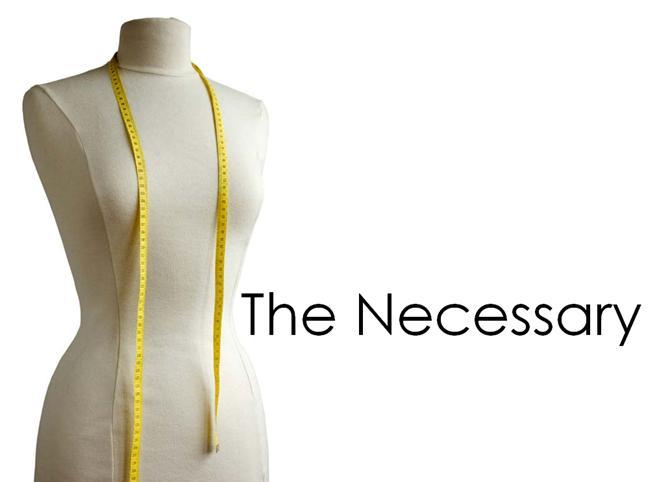 The Necessary