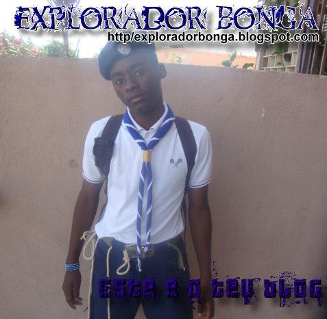 Explorador, Estudante & blogueiro