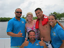 Our Stingray Tour Guides-Lots of Fun!