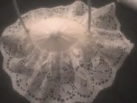 savon decoration ruban dentelle
