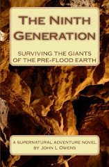 Discover The Novel at  www.TheNinthGeneration.com