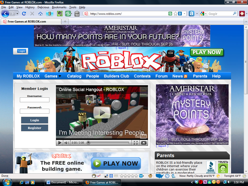 Old Roblox Website Download Ozsoftsoftpars