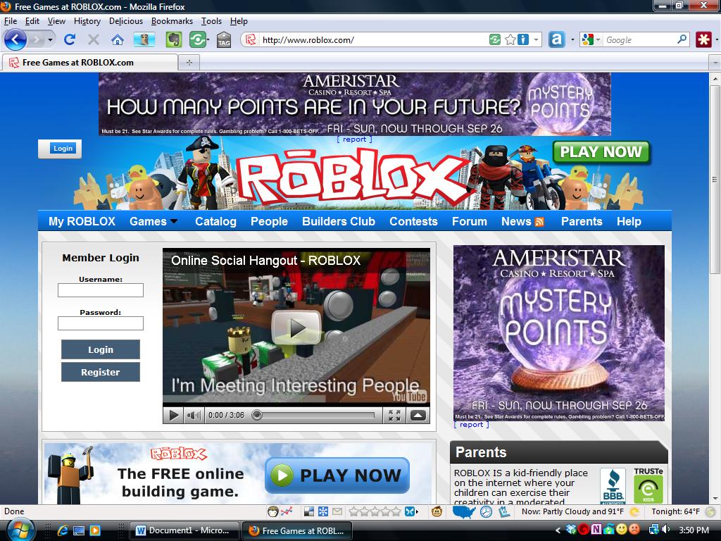 Casino Online Games Like Roblox Intertops Online Casino No Deposit