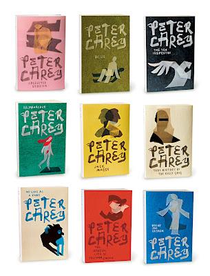 Peter Carey backlist