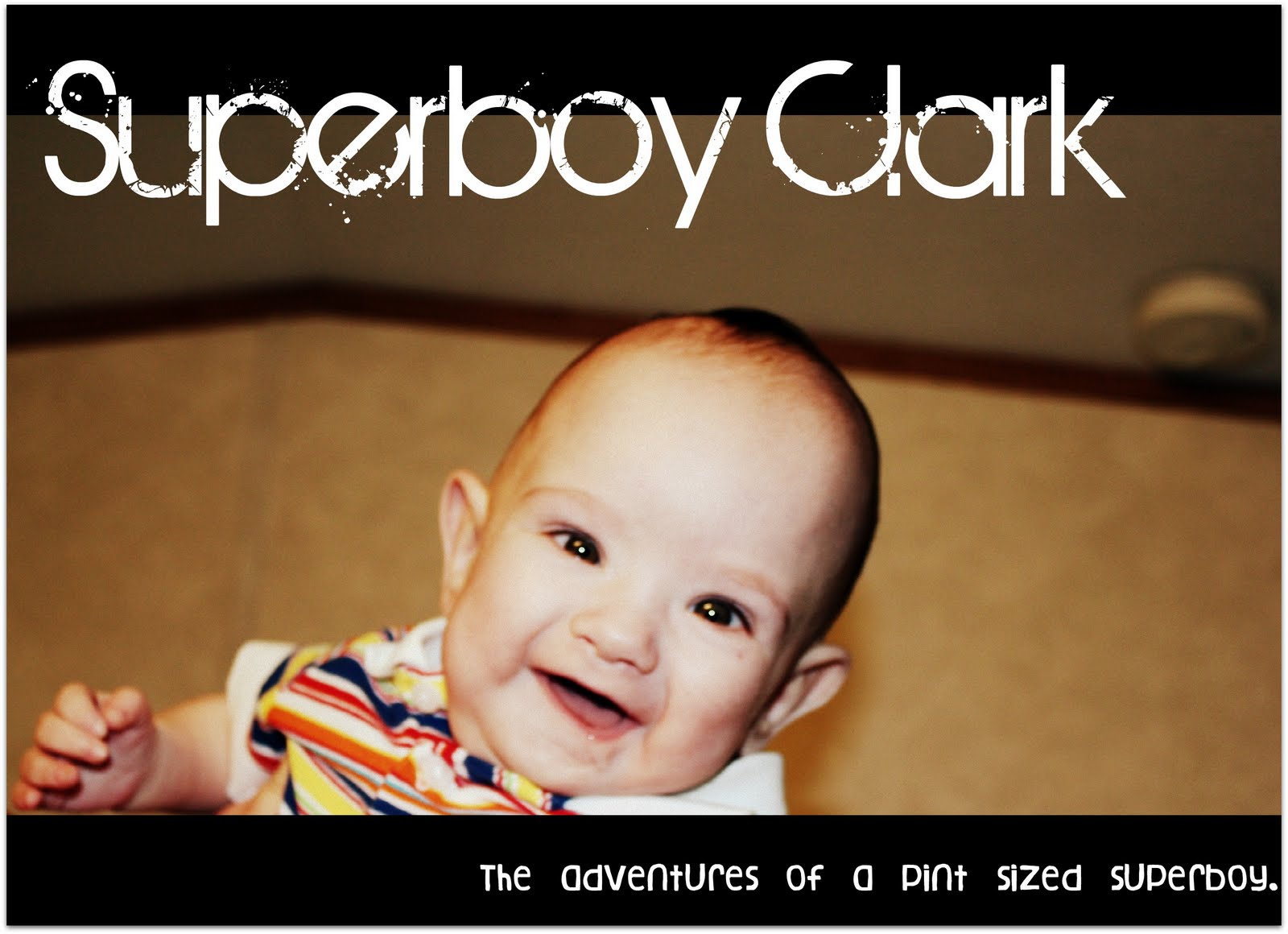 Superboy Clark