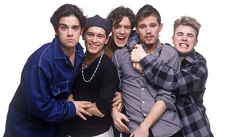 Take That... For the Record TakeThat276