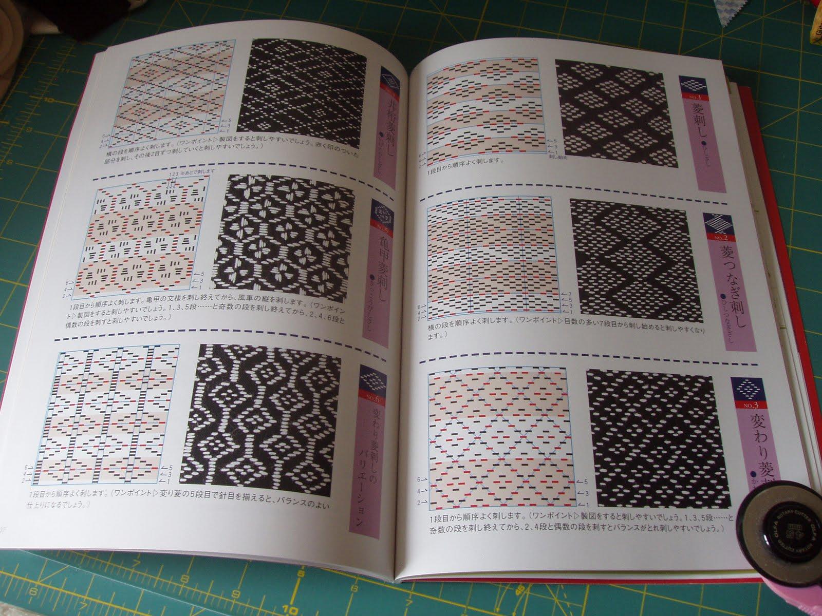sashiko and other stitching: July 2010