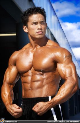 Muscle Men on Various Actions And Poses ~ ALL ABOUT MAN