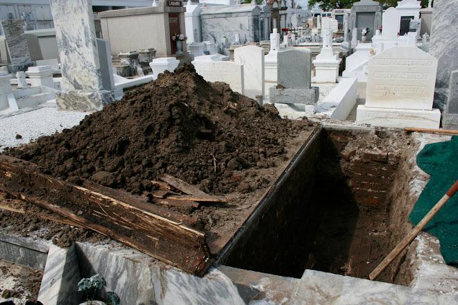 St. Roch Grave