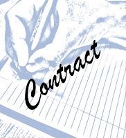 Voorbeeldbrief contract