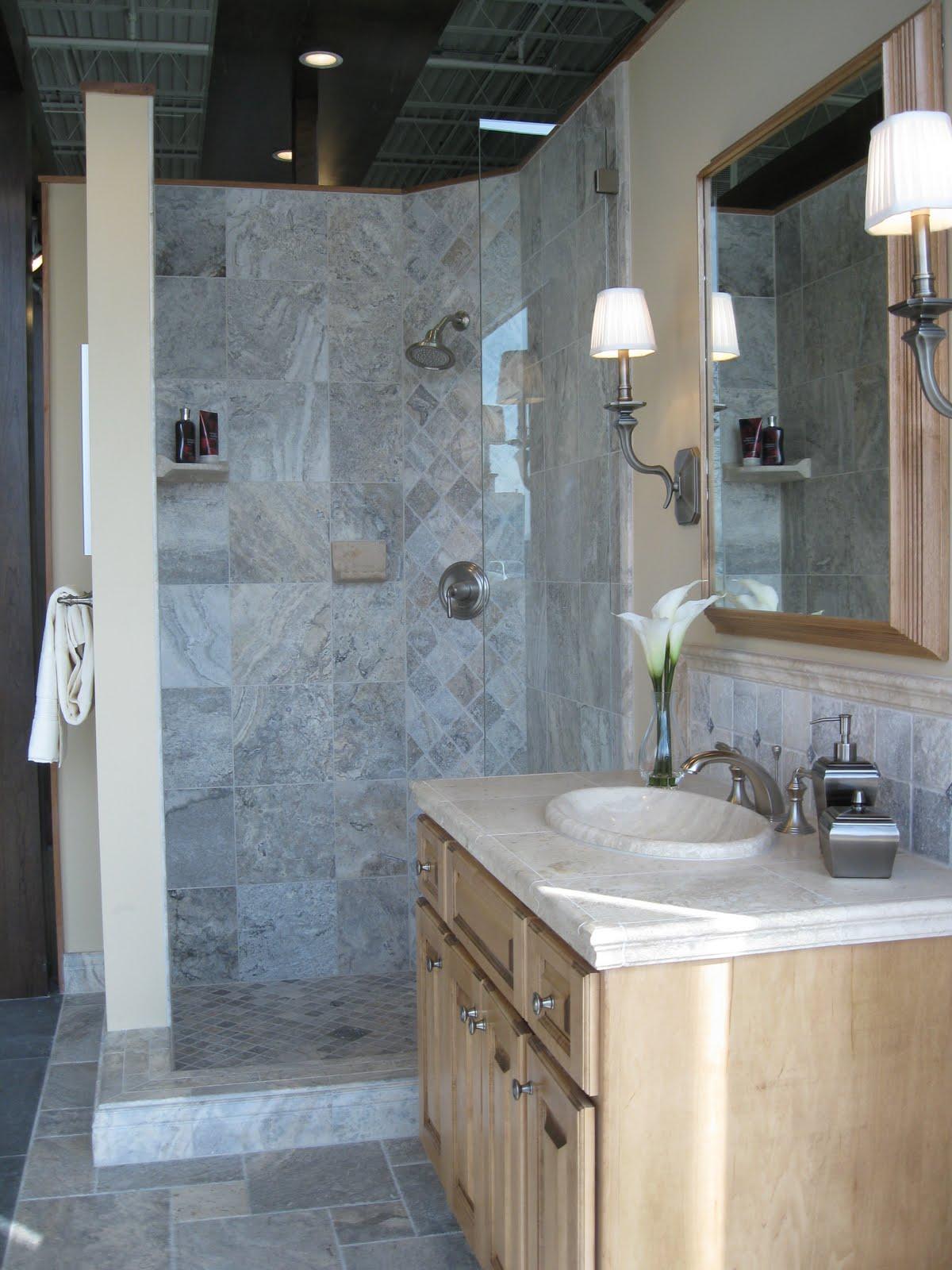 Roseville Remodel The Tile Shop Design By Kirsty - Bathroom remodel roseville