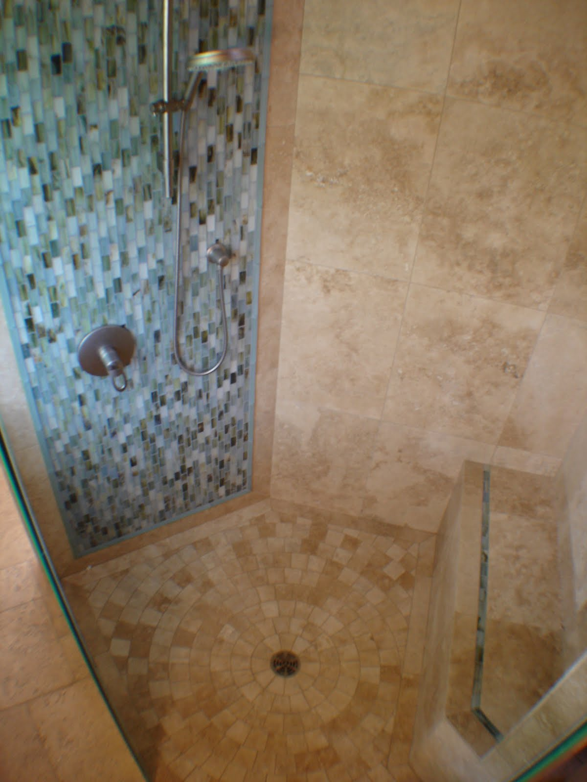 The tile shop design by kirsty 7 18 10 7 25 10 for Bathroom floor tile ideas