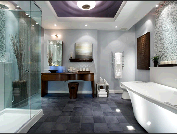The Tile Shop: Design by Kirsty: Some great bathrooms from Candice
