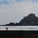 Late October walk, St. Michael's Mount, Cornwall.
