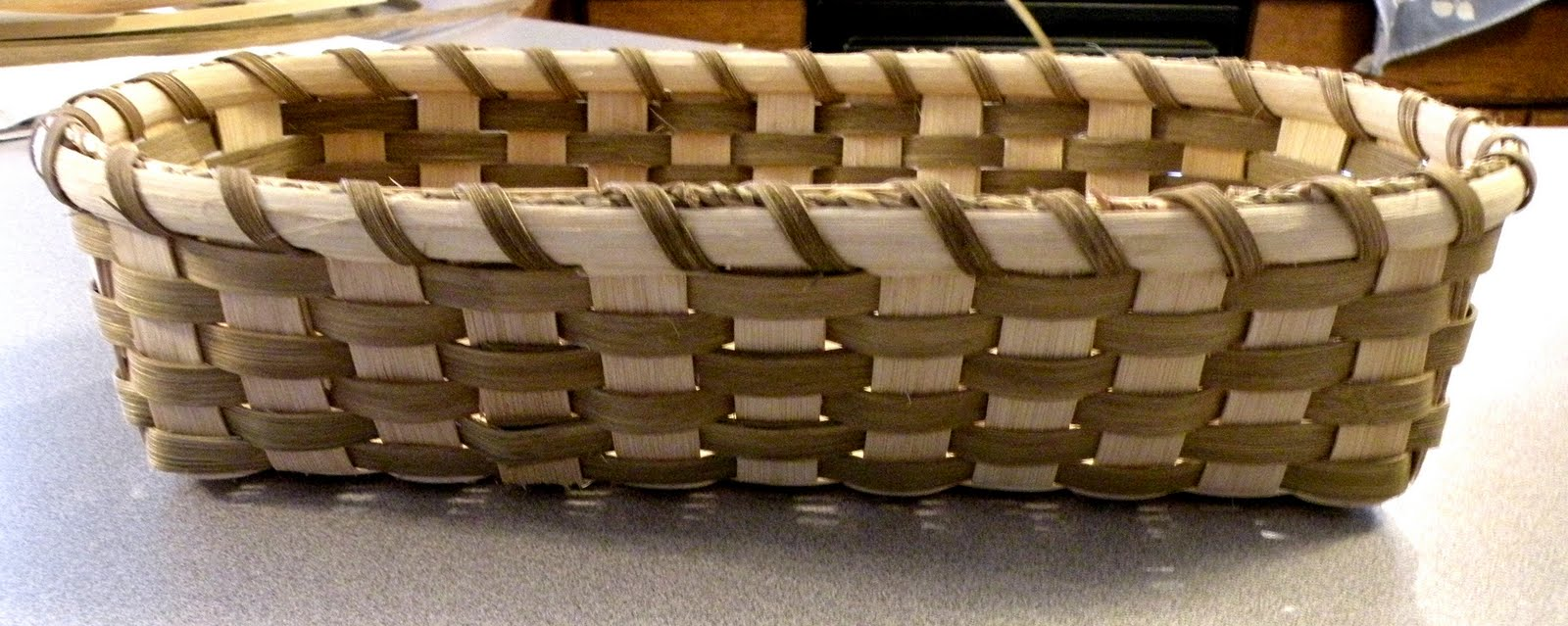 Basket Weaving Books Free : Basket making patterns gallery