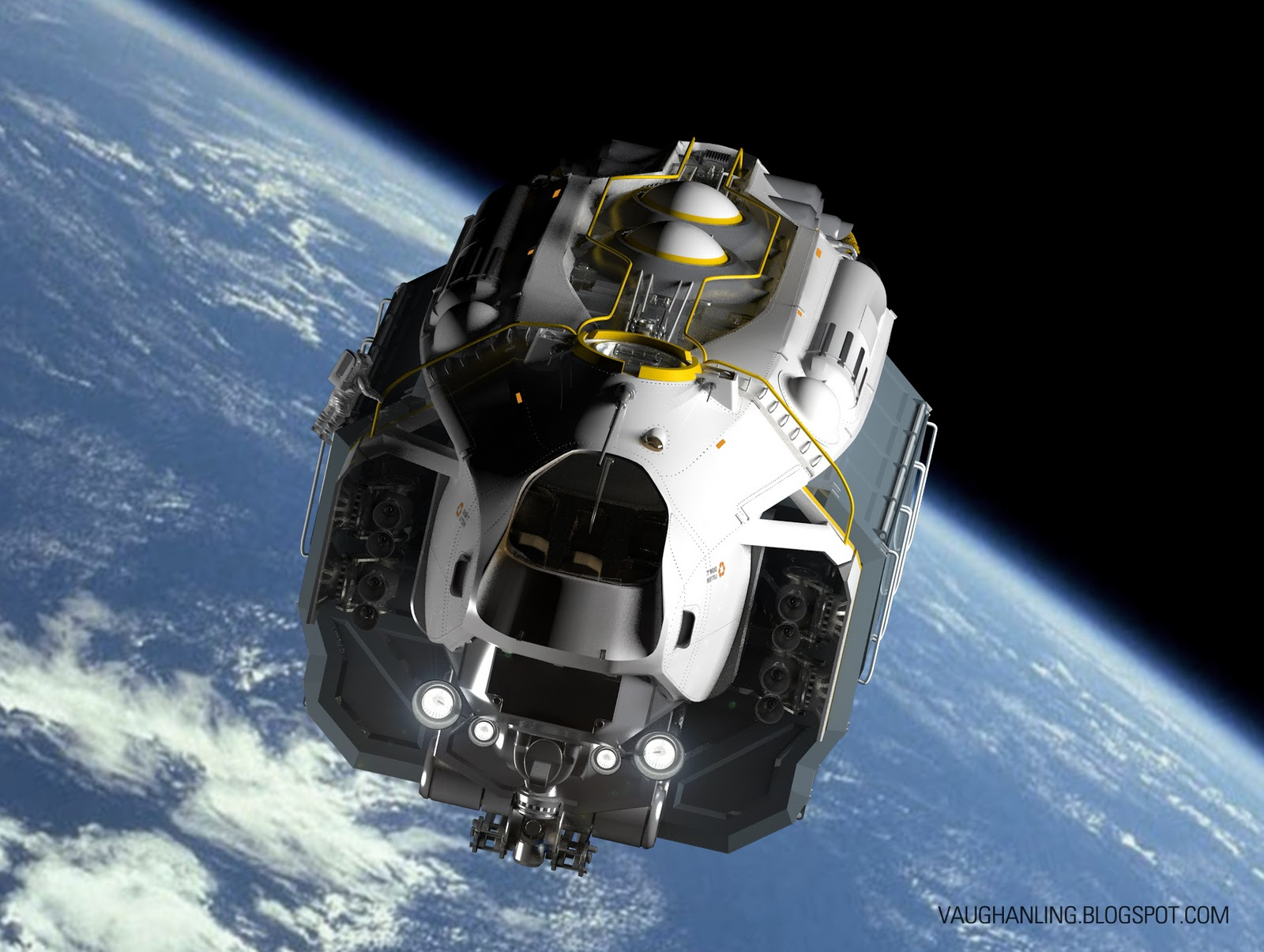 V ling - Homes built from recycled materials nasas outer space challenge ...