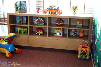 Interior home playground