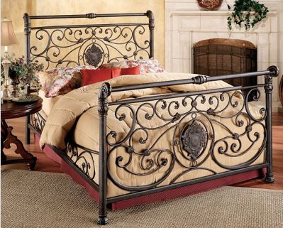 Design bed classic model of Hillsdale