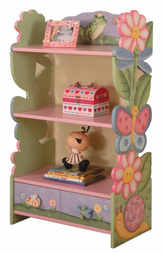 Children's Magic Garden Book Shelf, image