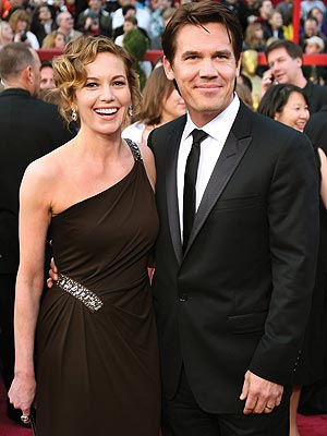And, finally for one more still-married couple,. Diane Lane and Josh Brolin