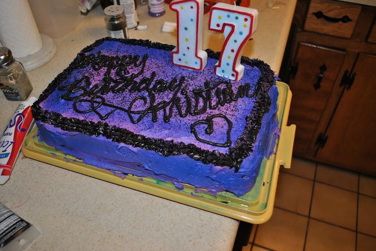 Christian's Cake