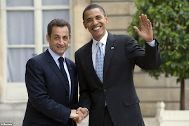 BARACK AND SARKOZY